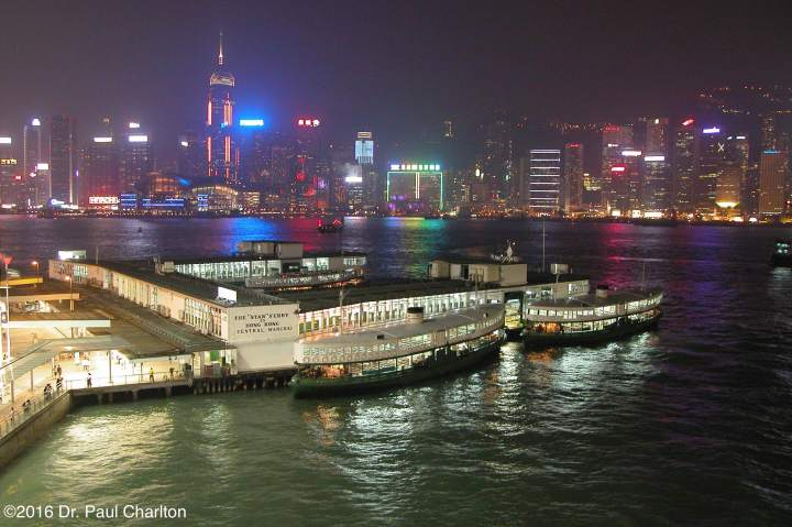 Ferry Hong Kong