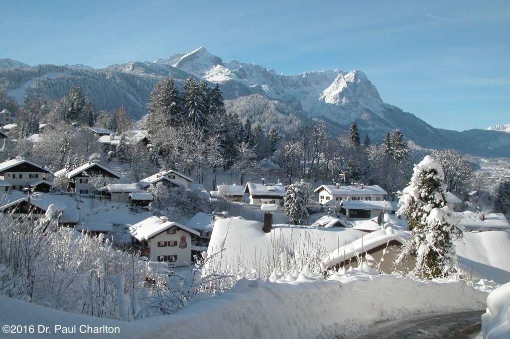 Garmisch-Partenkirchen Germany
