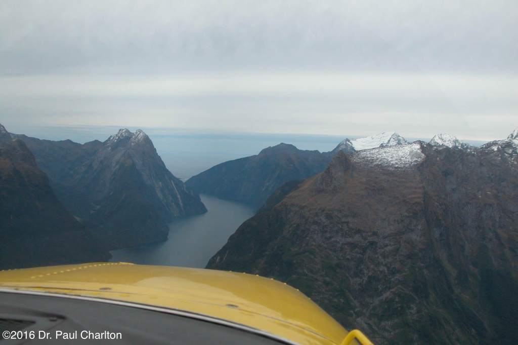 Milford Sound South Island New Zealand
