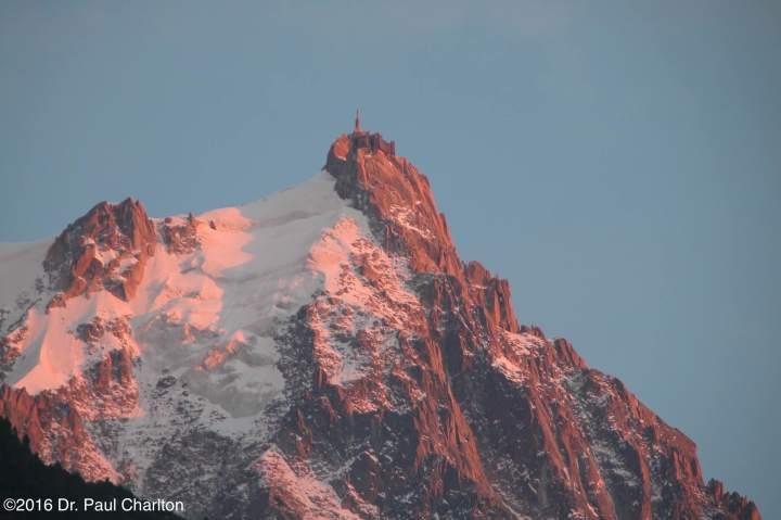 Monta Blanc Switzerland