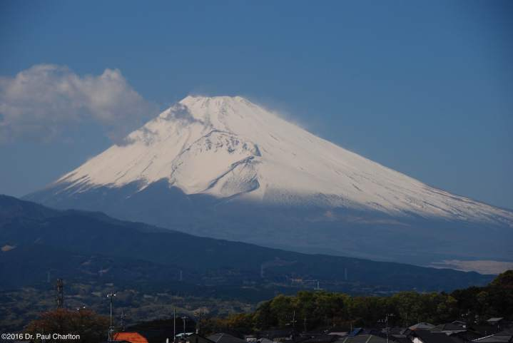 Mount Fuji Japan 1