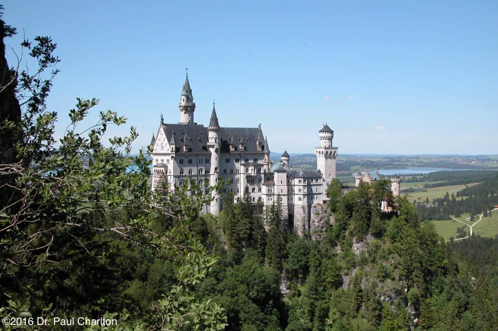 Neuschwannstein Germany