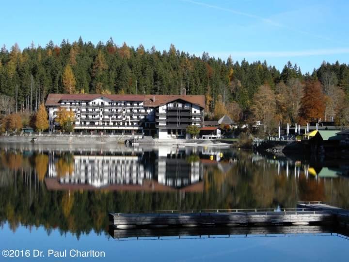 PCC coaching venue Garmisch-Partenkirchen Germany 2