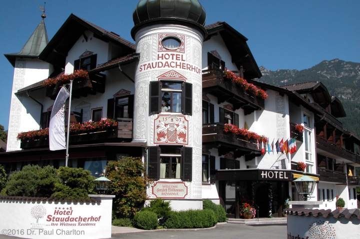 PCC coaching venue Garmisch-Partenkirchen Germany