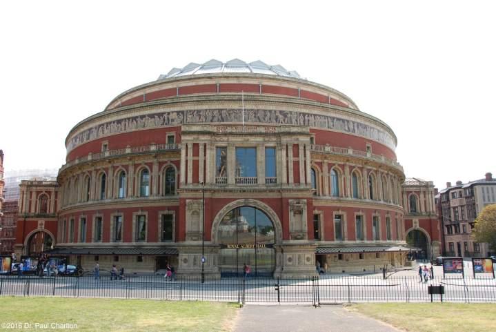 Royal Albert Hall London UK