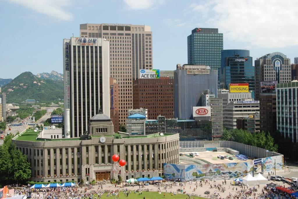 Seoul South Korea 1