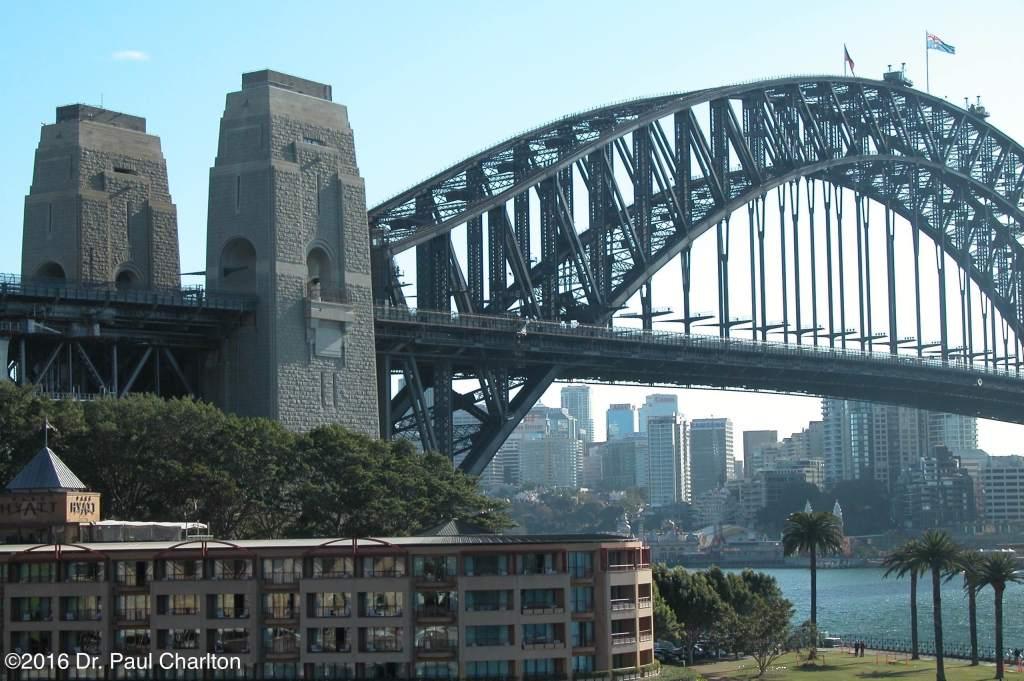 Sydney Harbour Bridge Australia 1