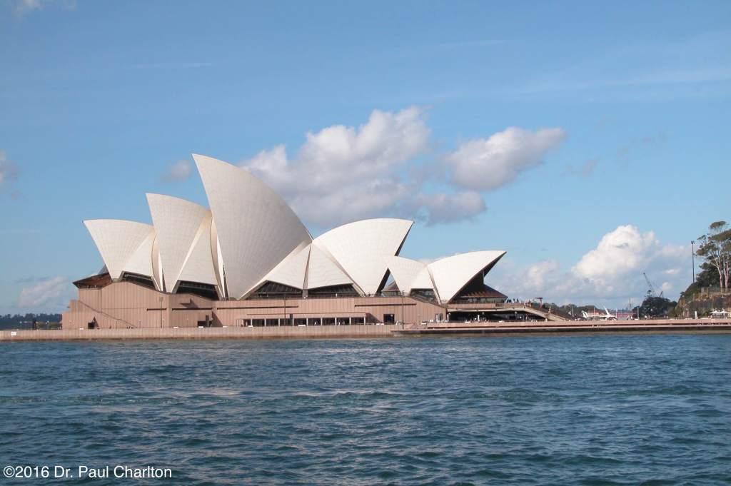Sydney Opera House Australia 1
