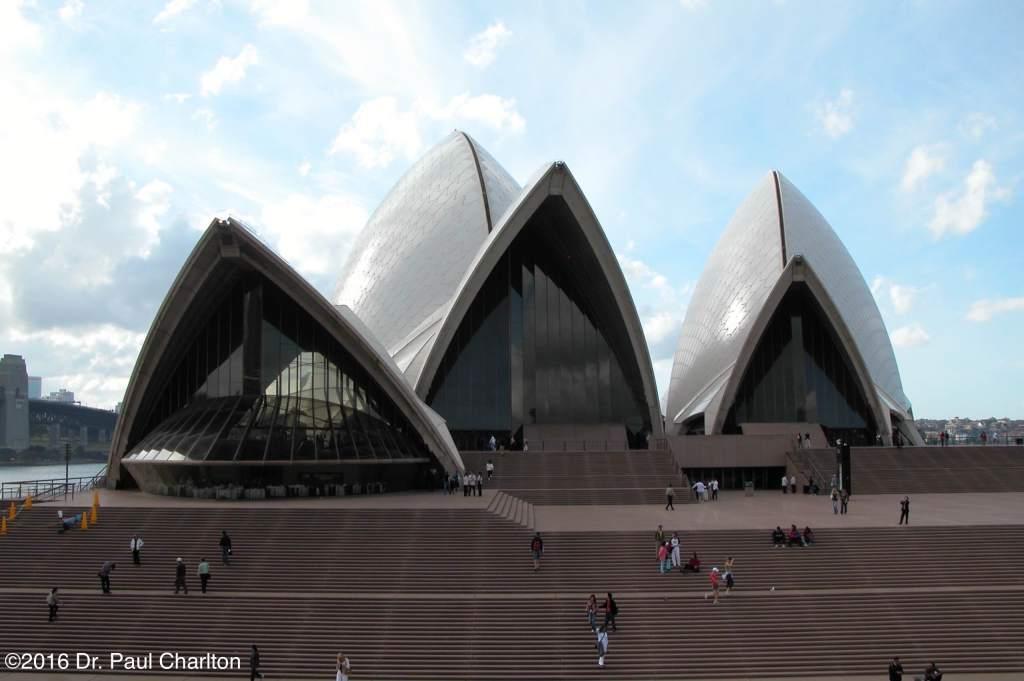 Sydney Operal House Australia 2