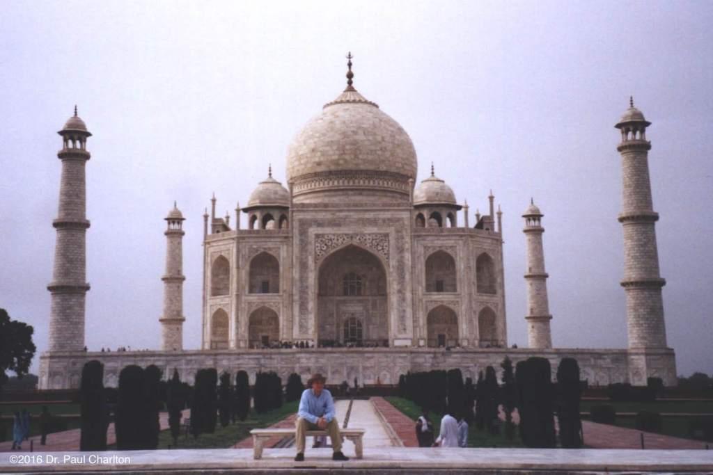 Taj Mahal India - Version 2 – Version 2
