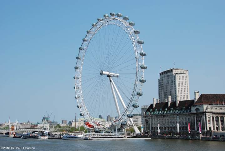 The Eye London UK